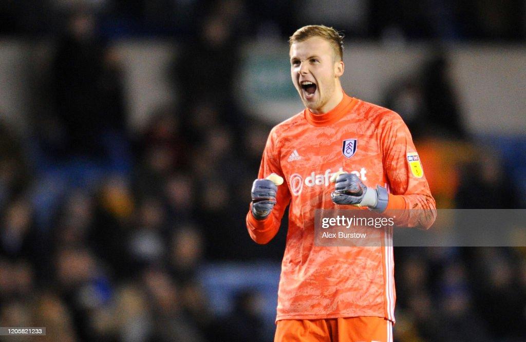 Millwall v Fulham - Sky Bet Championship : News Photo