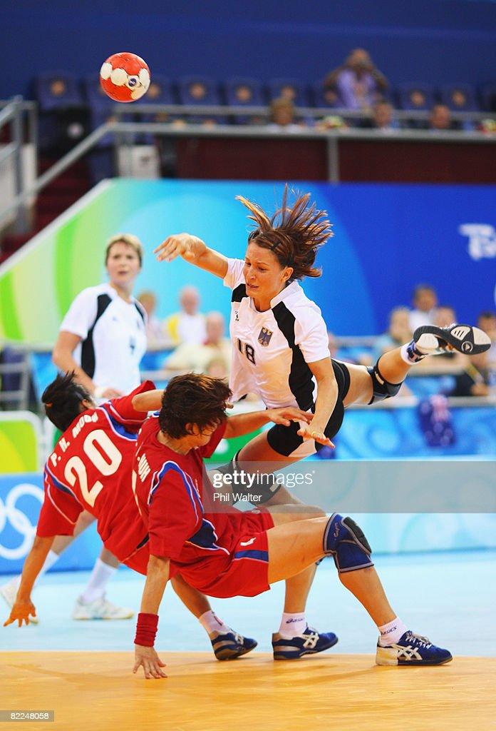 Olympics Day 3 - Handball