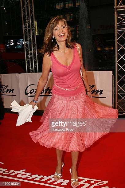 Maren Gilzer at The Premiere Of 'The Perfume' in Berlin Cinestar