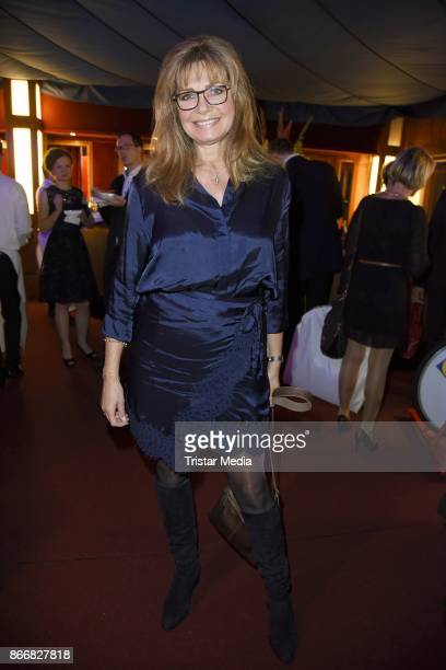 Maren Gilzer attends the 7th Diabetes Charity Gala at TIPI am Kanzleramt on October 26 2017 in Berlin Germany