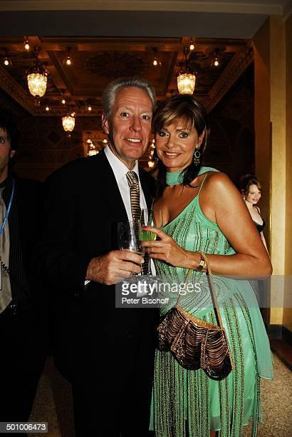 Maren Gilzer Ehemann Egon F Freiheit Verleihung 'Bayerischer Filmpreis' 2007 München Bayern Deutschland 'Prinzregententheater' Preis Auszeichnung...