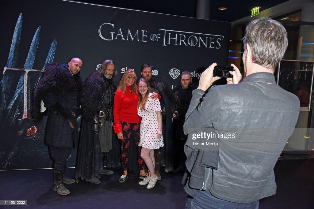 """Game of Thrones"" VIP Screening In Berlin : News Photo"