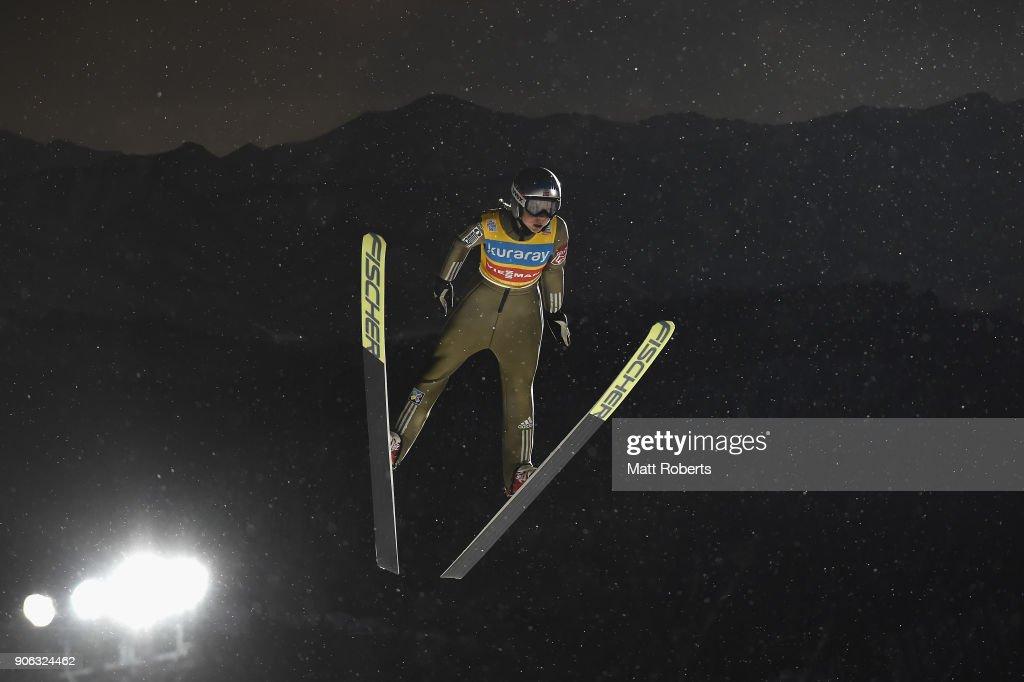 FIS Ski Jumping Women's World Cup Zao - Day 1