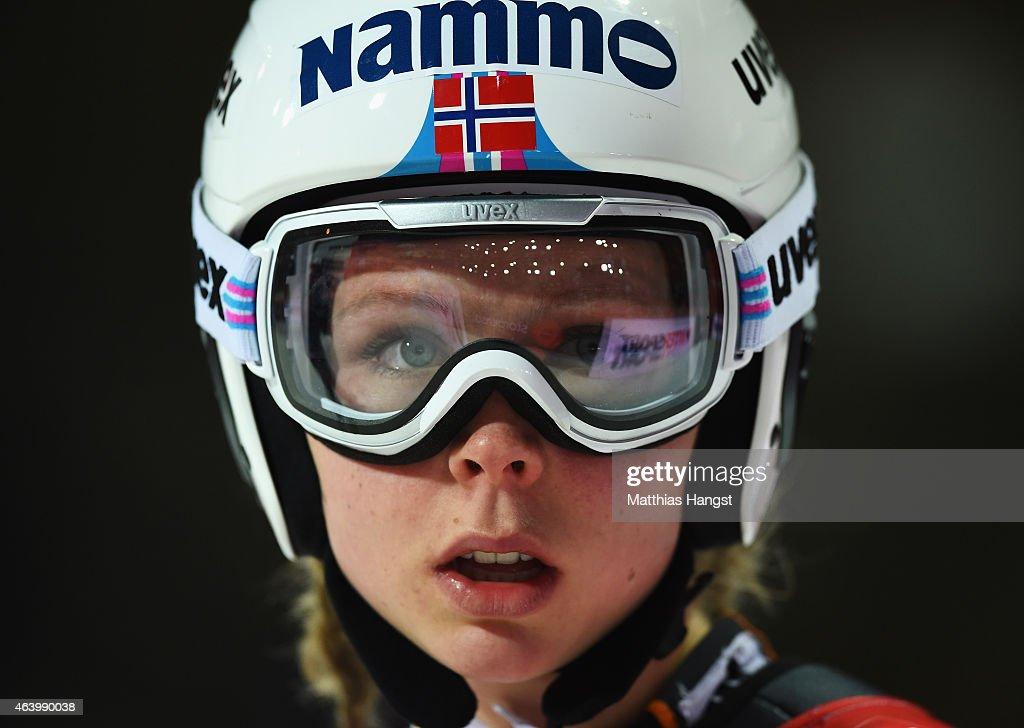 Ski Jumping: Women's HS100 - FIS Nordic World Ski Championships