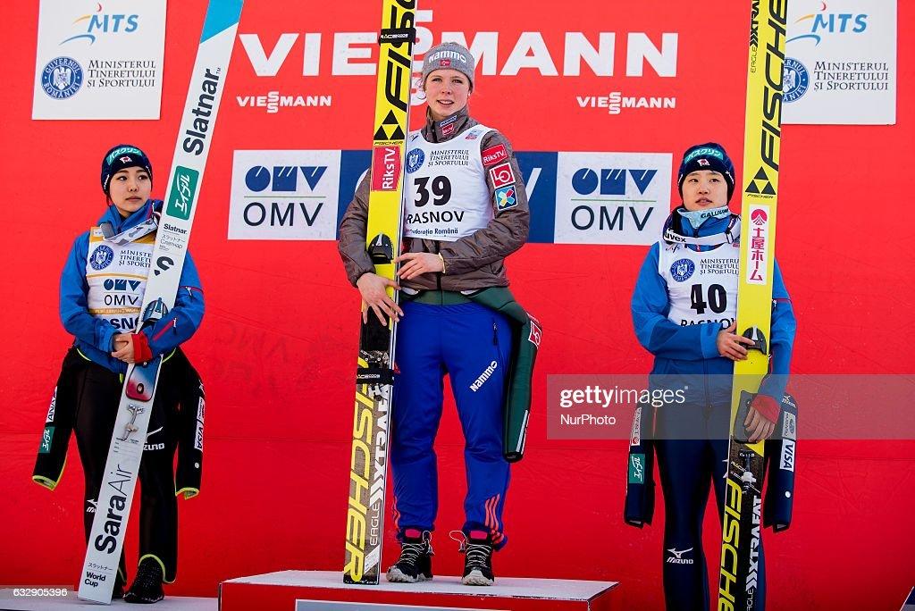 FIS Ski Jumping World Cup Ladies
