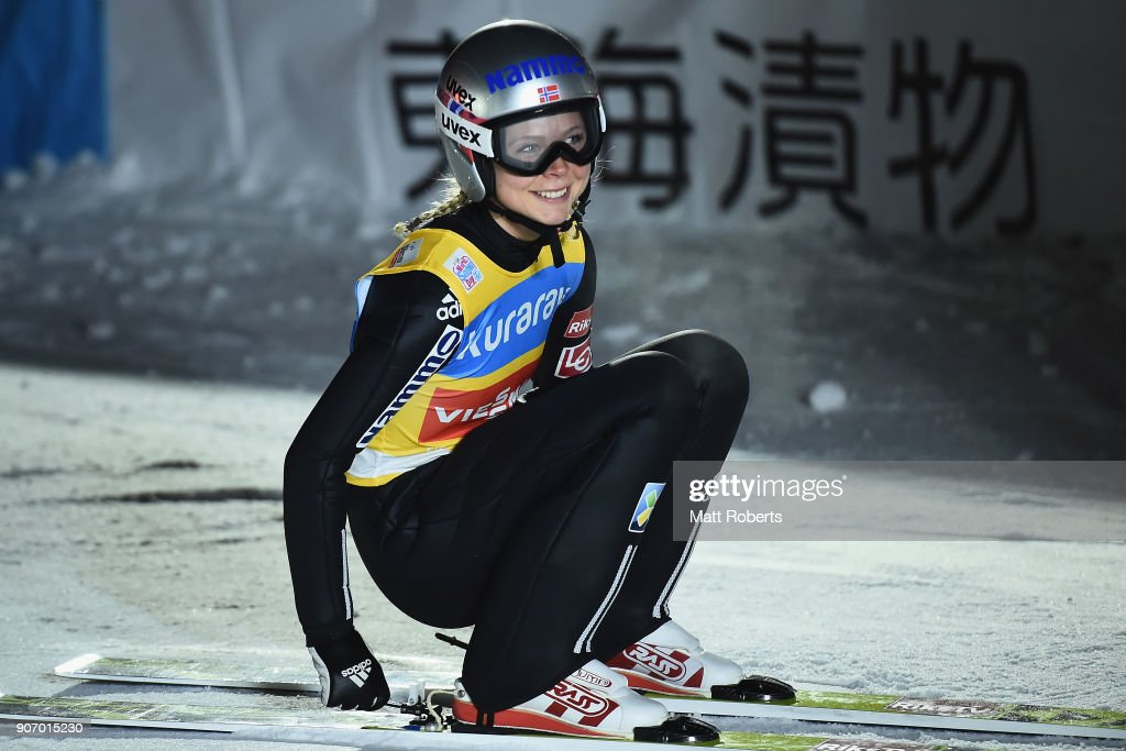 FIS Ski Jumping Women's World Cup Zao - Day 2