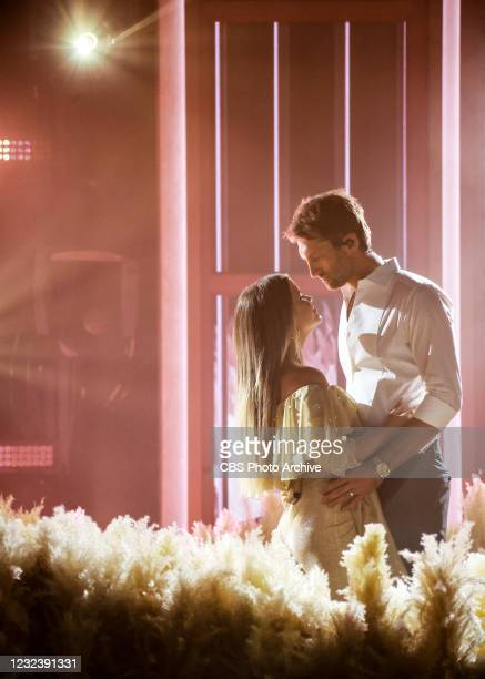 Maren Morris and Ryan Hurd performs for the 56TH ACADEMY OF COUNTRY MUSIC AWARDS. Hosted by Keith Urban and Mickey Guyton, the 56TH ACM AWARDS will...