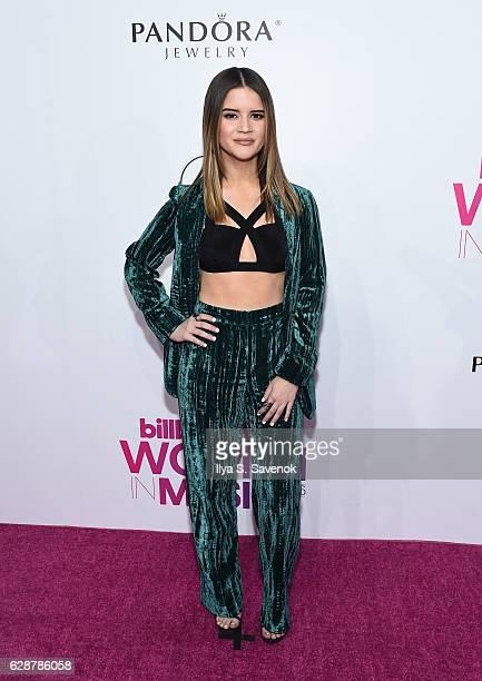Maren Morris attends Billboard Women In Music 2016 Airing December 12th On Lifetime at Pier 36 on December 9 2016 in New York City