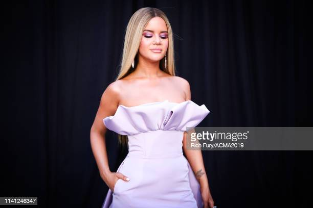 Maren Morris attends the 54th Academy Of Country Music Awards at MGM Grand Garden Arena on April 07 2019 in Las Vegas Nevada