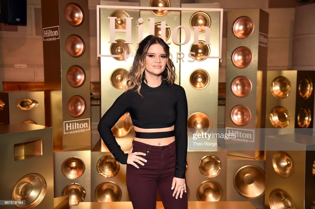 Maren Morris Performs in New York City Exclusively For Hilton Honors Members