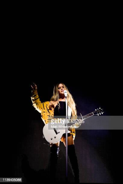 Maren Morris performs onstage at The Wiltern on March 30 2019 in Los Angeles California