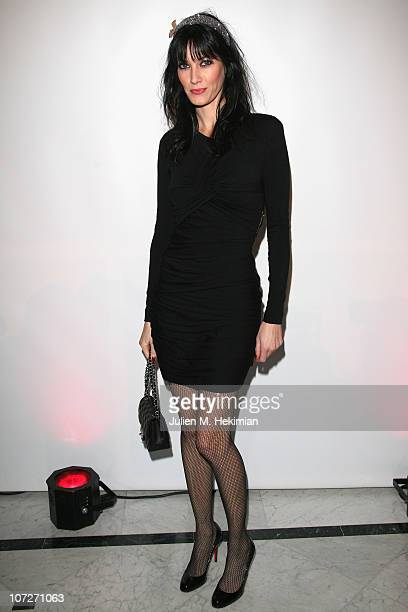 Mareva Galanter attends the Madame Figaro 30th Anniversary Celebration at Salle Wagram on December 2 2010 in Paris France