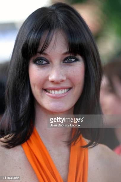Mareva Galanter during 2003 Cannes Film Festival Il Cuore Altrove Premiere at Palais des Festivals in Cannes France