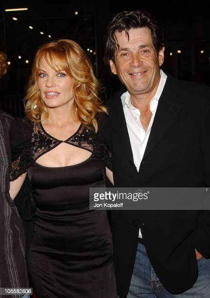 Marg Helgenberger and husband Alan Rosenberg during 'In Good Company' World Premiere Arrivals at Grauman's Chinese Theater in Hollywood California...