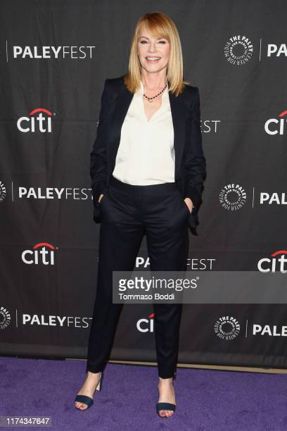 Marg Helgenberger attends The Paley Center For Media's 2019 PaleyFest Fall TV Previews - CBS held at The Paley Center for Media on September 12, 2019...
