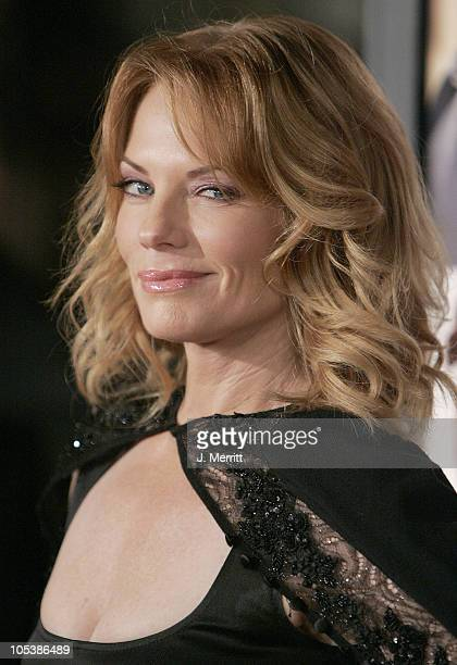 Marg Helgenberger during In Good Company World Premiere Arrivals at Grauman's Chinese Theater in Hollywood California United States