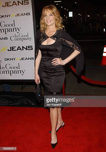 Marg Helgenberger during 'In Good Company' World Premiere Arrivals at Grauman's Chinese Theater in Hollywood California United States