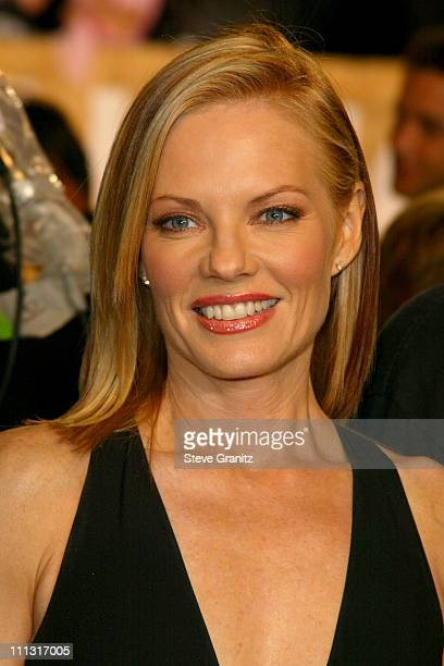 Marg Helgenberger during The 29th Annual People's Choice Awards Arrivals at Pasadena Civic Auditorium in Pasadena California United States