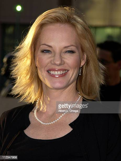 """Marg Helgenberger during The Academy Of Television Arts & Sciences Activities Committee Presents: Behind The Scenes of """"CSI: Crime Scene..."""