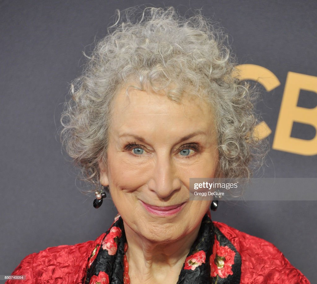 Margaret Atwood arrives at the 69th Annual Primetime Emmy Awards at Microsoft Theater on September 17, 2017 in Los Angeles, California.