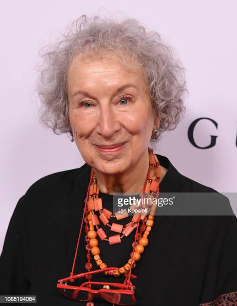 Margaret Atwood attends Equality Now's Annual Make Equality Reality Gala at The Beverly Hilton Hotel on December 3 2018 in Beverly Hills California