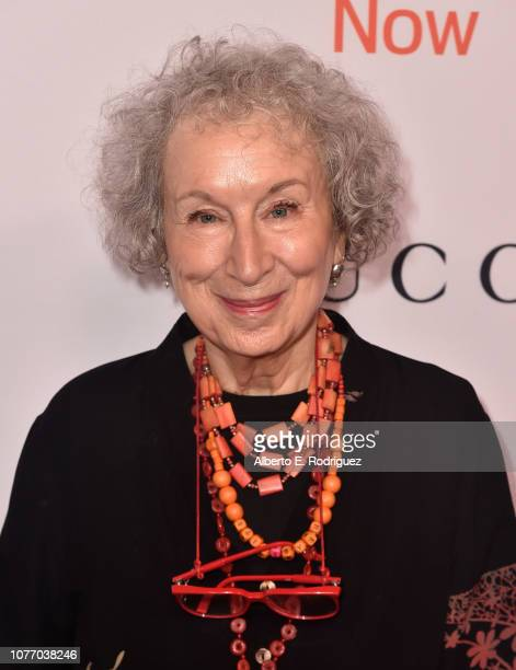 Margaret Atwood attends Equality Now's Annual Make Equality Reality Gala at The Beverly Hilton Hotel on December 03 2018 in Beverly Hills California