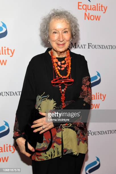 Margaret Atwood attends Equality Now's Make Equality Reality Gala 2018 at The Beverly Hilton Hotel on December 3 2018 in Beverly Hills California