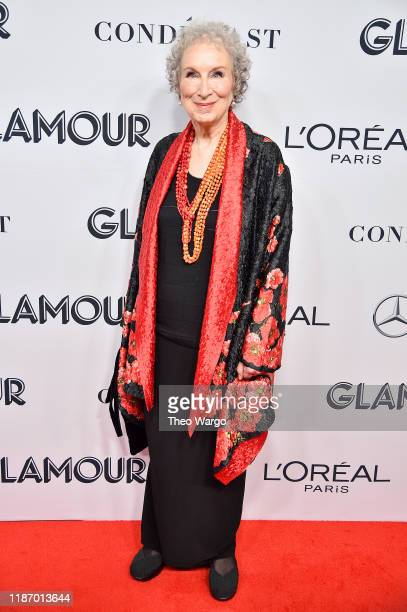 Margaret Atwood attends the 2019 Glamour Women Of The Year Awards at Alice Tully Hall on November 11, 2019 in New York City.