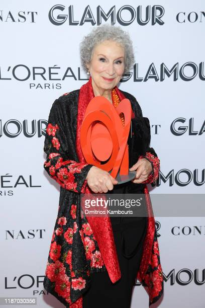 Margaret Atwood attends the 2019 Glamour Women Of The Year Awards at Alice Tully Hall on November 11 2019 in New York City