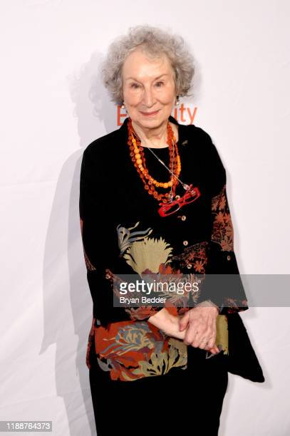 Margaret Atwood attends the annual Make Equality Reality Gala hosted by Equality Now on November 19 2019 in New York City