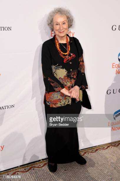 Margaret Atwood attends the annual Make Equality Reality Gala hosted by Equality Now on November 19, 2019 in New York City.