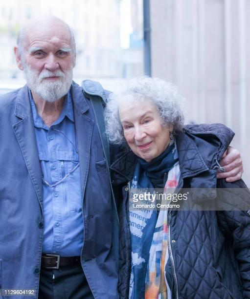 Margaret Atwood, Canadian writer, Paris, France, 7th December 2017.