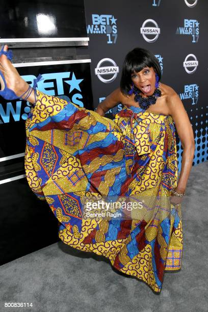 Margaret Avery at the 2017 BET Awards at Staples Center on June 25 2017 in Los Angeles California