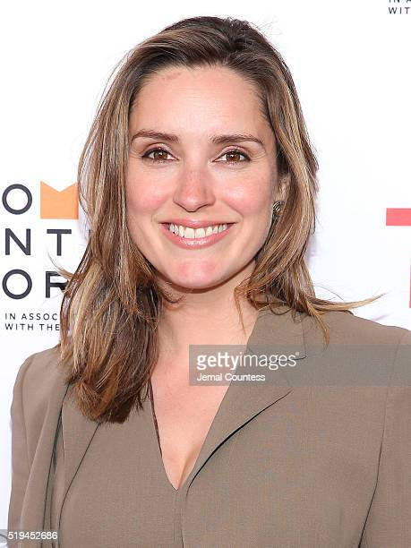 Margaret Brennan attends Tina Brown's 7th Annual Women In The World Summit Opening Night at David H Koch Theater at Lincoln Center on April 6 2016 in...