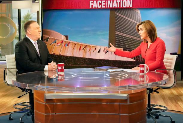 """NY: CBS's """"Face The Nation"""" - 2019"""