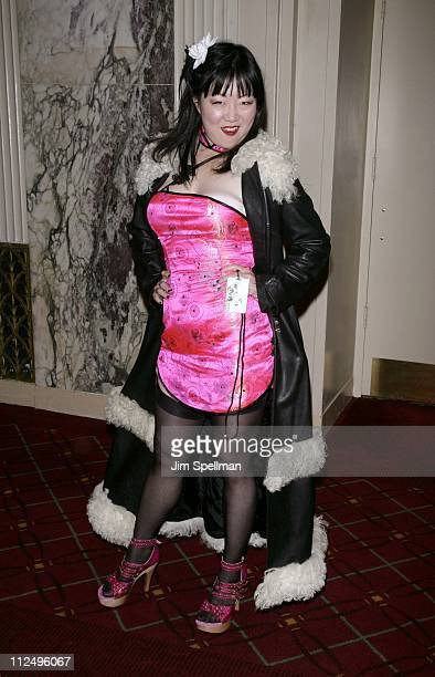 """Margaret Cho during Bette Midler's New York Restoration Project's """"Hulaween"""" Gala at Waldorf Astoria in New York City, New York, United States."""