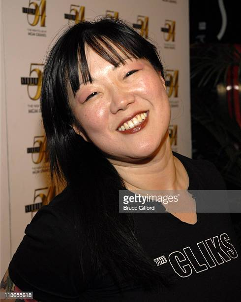Margaret Cho during True Colors After Party at Studio 54 - June 8, 2007 at MGM Grand in Las Vegas, Nevada, United States.