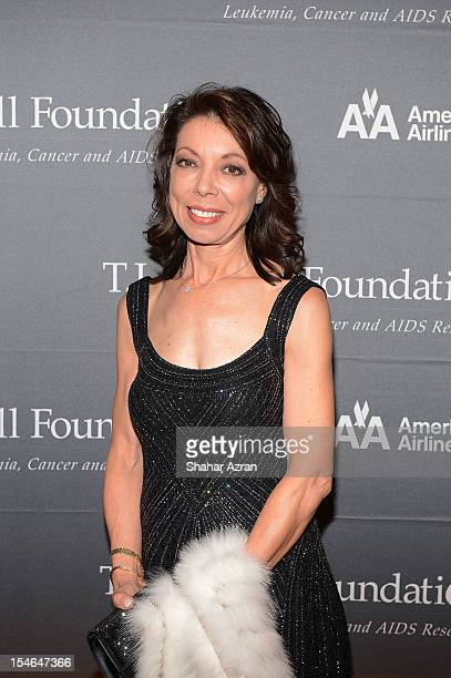 Margaret Cuomo attends the 37th Anniversary TJ Martell Foundation Awards Gala at Cipriani 42nd Street on October 23 2012 in New York City