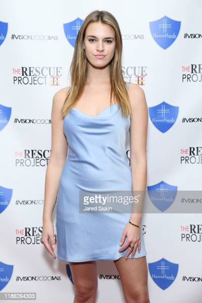 Margaret Elson attends The 3rd Annual Vision 2020 Ball By The Rescue Project Haven Hands Inc Brought To You By AMAZZZING HUMANS at 4W43 on November...