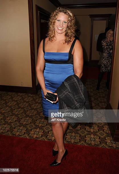 Margaret Hoelzer arrives at the 25th Anniversary Of CedarsSinai Sports Spectacular held at Hyatt Regency Century Plaza on May 23 2010 in Century City...