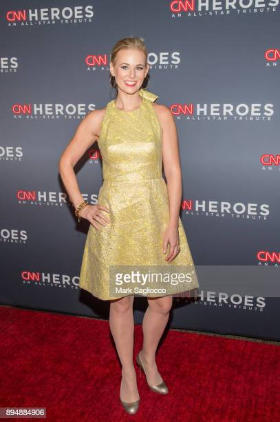 Margaret Hoover attends the 11th Annual CNN Heroes An AllStar Tribute at American Museum of Natural History on December 17 2017 in New York City