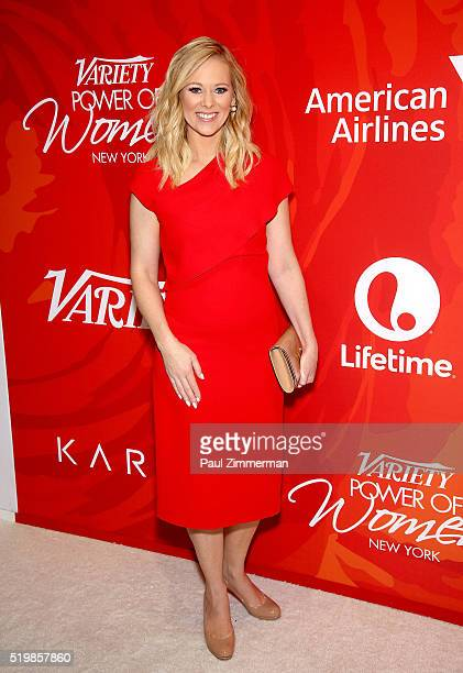 Margaret Hoover attends the Variety's Power Of Women New York 2016 at Cipriani Midtown on April 8 2016 in New York City