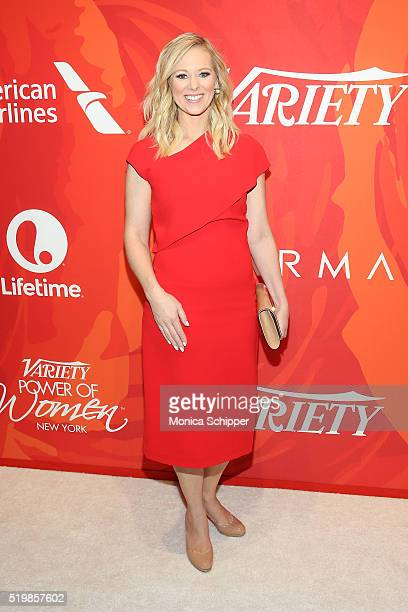 Margaret Hoover attends Variety's Power Of Women New York 2016 at Cipriani Midtown on April 8 2016 in New York City
