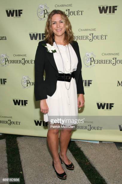 Margaret Hyde attends 2nd Annual Women In Film PreOscar Cocktail Party at Private Residence on February 20 2009 in Bel Air California