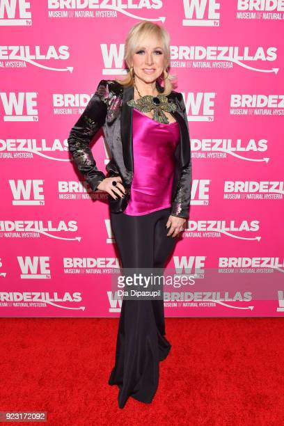 Margaret Josephs attends WE tv Launches Bridezillas Museum Of Natural Hysteria on February 22 2018 in New York City