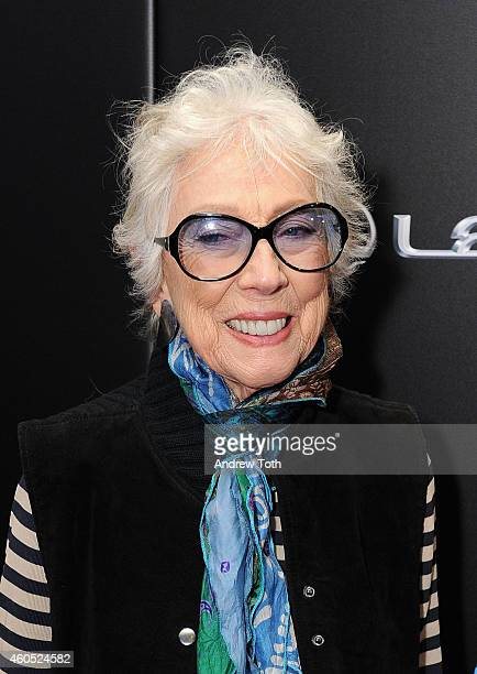 "Margaret Keane attends ""Big Eyes"" New York premiere at Museum of Modern Art on December 15, 2014 in New York City."