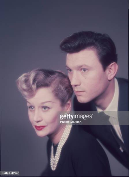 Margaret Leighton And Laurence Harvey