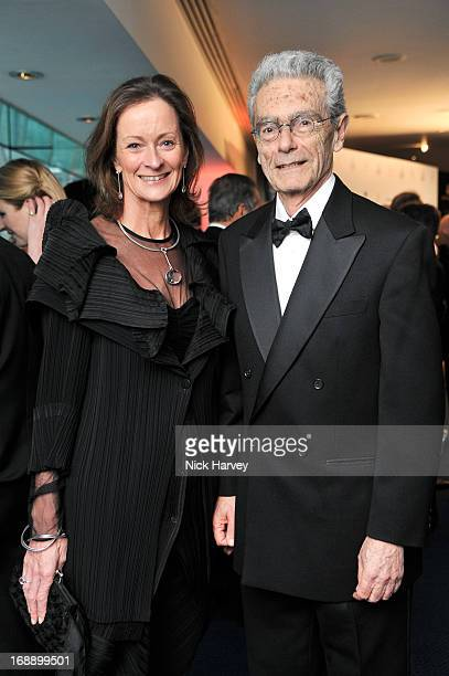 Margaret Molloy and Neville Abraham at The Royal Opera House on May 16 2013 in London England
