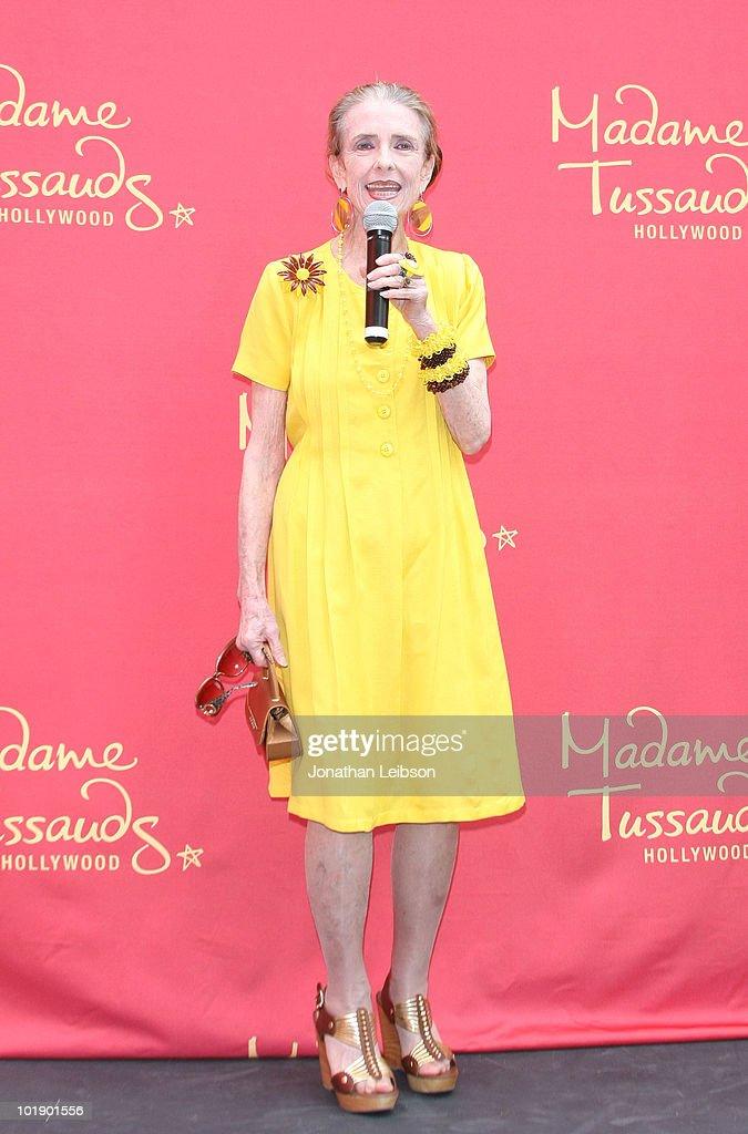 Judy Garland Wax Figure Unveiling At Madame Tussauds