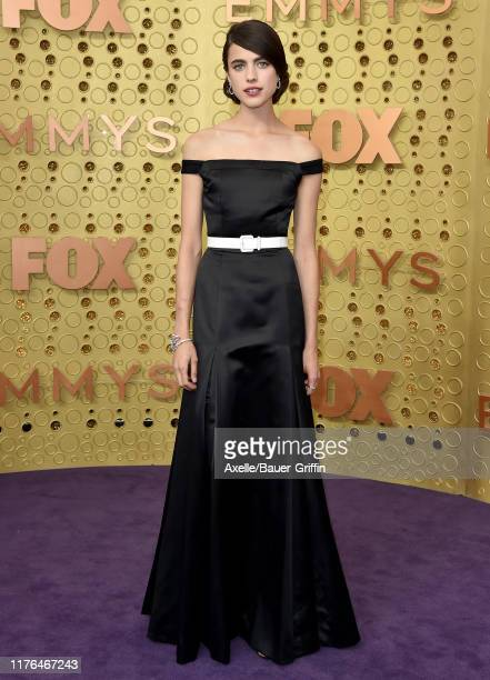Margaret Qualley attends the 71st Emmy Awards at Microsoft Theater on September 22 2019 in Los Angeles California